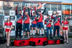 Can-Am X Race: командный дух