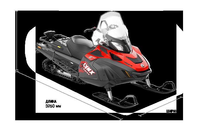 Технические характеристики 59 Yeti 600 ACE