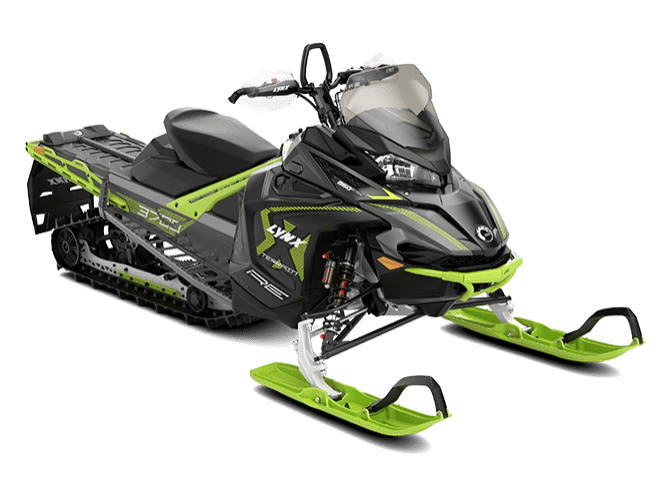 Xterrain RE 3700 900 ACE Turbo