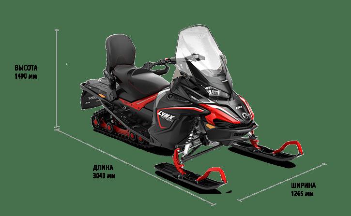 Технические характеристики Xtrim LX 600 ACE