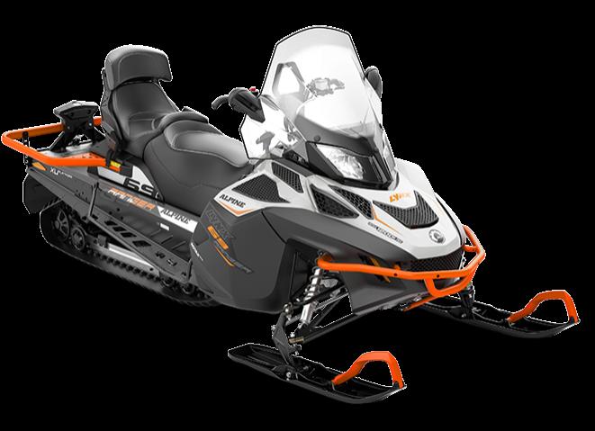 69 Ranger Alpine 1200 4-TEC