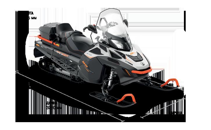 Технические характеристики 69 Ranger 800 E-TEC Limited