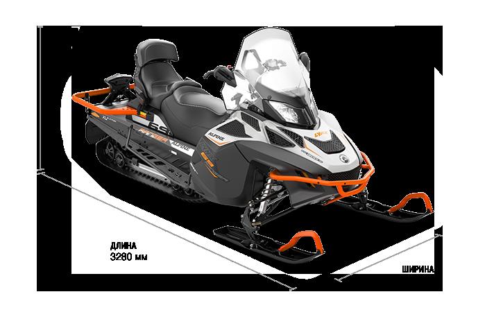 Технические характеристики 69 Ranger Alpine 1200 4-TEC