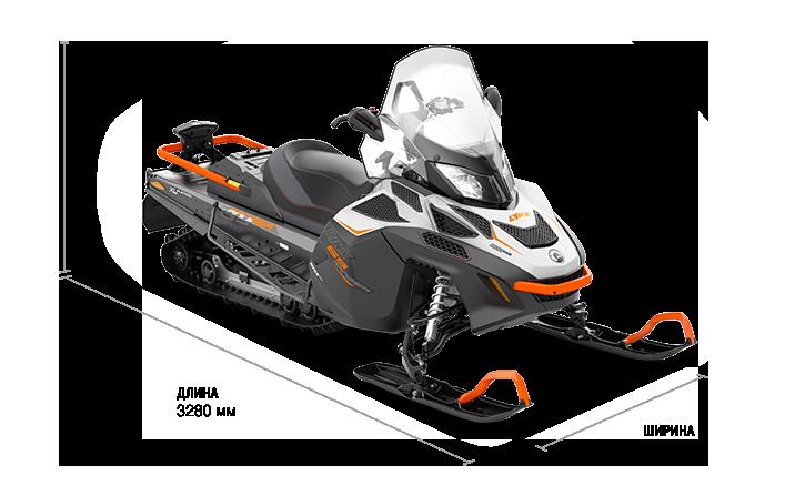 Технические характеристики 69 Ranger 900 ACE