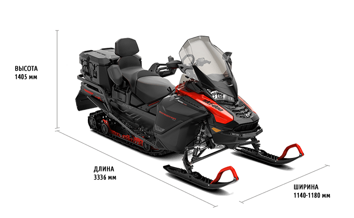 Технические характеристики Expedition SE 900 ACE Turbo