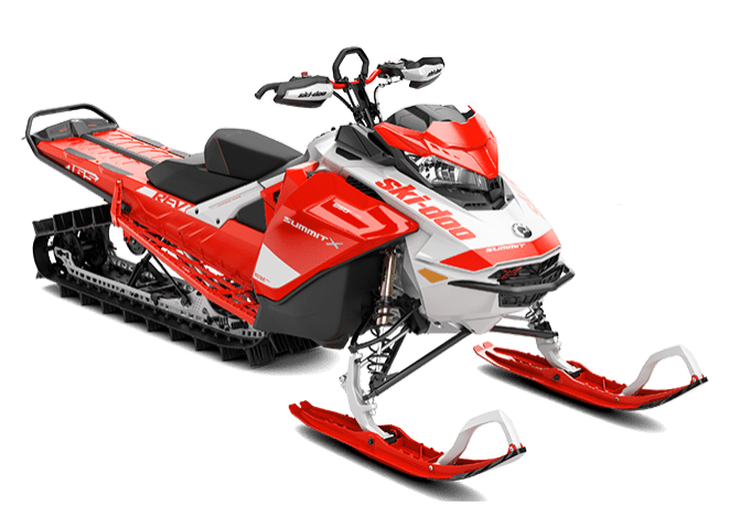 Summit X Expert 165″ 850 E-TEC SHOT