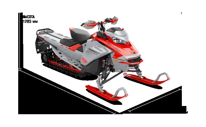 Технические характеристики BACKCOUNTRY XRS 154 850 E-TEC ES 2021