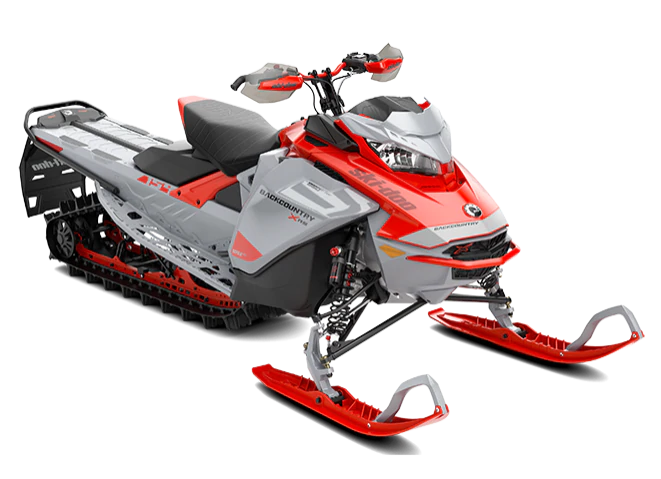 BACKCOUNTRY XRS 154 850 E-TEC ES 2021